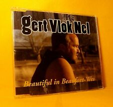 MAXI Single CD Gert Vlok Nel Beautiful In Beaufort-Wes 2TR 2006 Acoustic, Lo-Fi