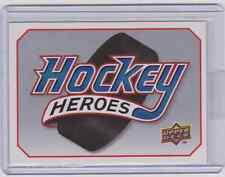 Hockey Heroes 09/10 Upper Deck Series One Header Card #HHMB
