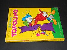 TOPOLINO LIBRETTO NR. 981 - 15.09.1974 bollini + cedola PIU' CHE BUONO