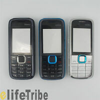 New Full Housing Cover Case with Keypad for Nokia 5130 XpressMusic