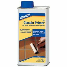 Lithofin TC Classic Primer/Sealer For Cotto, Terracotta & Clay Slabs/Floors