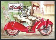 Megola Sport 1922 - Cartolina Maximum della Germania - 1983