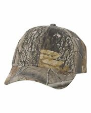 Kati Structured Camouflage Cap LC10 Camo Baseball Hat Realtree Hardwood HD