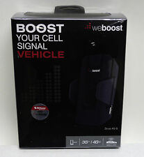 weBoost 4G NZ LTE mobile phone booster improve 2Degrees data signal cell service