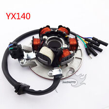 Magneto Stator W/ Light For YX 140cc Pit Dirt Bikes Stomp Thumpstar SDG Apollo
