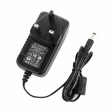 12V 2A AC/DC Adapter Charger Power Supply for CCTV DVR Camera LED Strip UK Plug