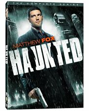 Haunted: The Complete TV Series 2002 Matthew Fox Box / DVD Set NEW!