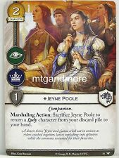 A Game of Thrones 2.0 LCG - 1x #033 Jeyne Poole - Watchers on the Wall