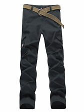FOX JEANS Men's Baron Casual Regular Fit Cargo Pants SIZE 32 Dark Navy