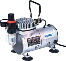 Mini Airbrush Compressor AS18- 2 (Oil-free)