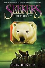 Seekers: Fire in the Sky 5 by Erin Hunter (2010, Hardcover)