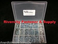 Metric Phillip Pan Head Machine Screw Assortment, Nuts & Washers 3mm 4mm 5mm