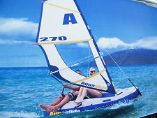 Aquaglide Multisport 270, Segelboot, Windsurfer, Tube, Kajak