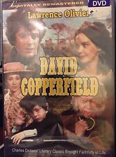 NEW Unopened DVD David Copperfield starring Lawrence Olivier 2004 Thin Case