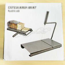 Helped Stainless Steel Wire Cuttings Cheese Slicer Butter Board Kitchen Utensil