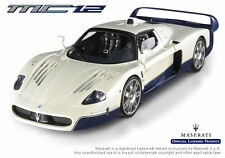MASERATI MC12 BY HOT WHEELS ELITE 1:18 BRAND NEW IN BOX & NEW LOWER SALE PRICE