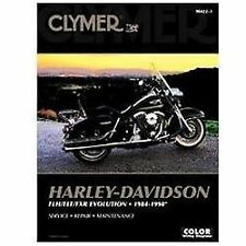 Harley-Davidson FLH/FLT/FXR Evolution 1994-1998~Maintenance~Repair~NEW!