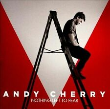 NEW - Nothing Left to Fear by Andy Cherry CD