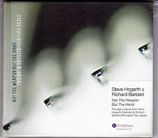 Steve Hogarth & Richard Barbieri - Not The Weapon But The Hand - CD (K-Scope)