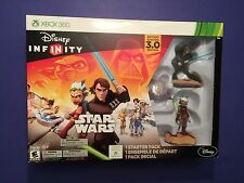 Disney Infinity 3.0 Star Wars Starter Pack for *Xbox 360* NEW