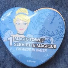 Disney Princess Cinderella Magic Towel New