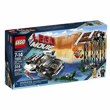 LEGO Bad Cop's Pursuit 70802 The Lego Movie New In Box