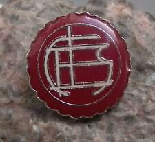 Rare Club Atletico Lanus F.C. Soccer Football Team Supporters Pin Badge