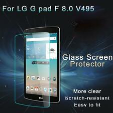 For LG G pad F 8.0 V495 9H Tempered Glass Film Cover Screen Protector Guard