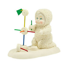 Department 56 Snowbabies New 2015 TINKERING AWAY Snowbaby 4045233 Guest