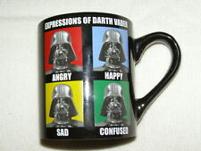 Star Wars Expressions of Darth Vader coffee cup