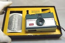 KODAK HAWKEYE INSTAMATIC R4 CAMERA vintage with box and instruction manual