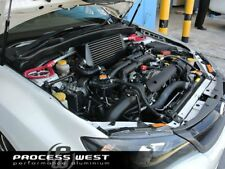 Process West Verticooler Top Mount BLACK Intercooler for WRX 2008-2014