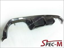 Fits 2014 2015 BMW F8X M3 M4 Performance Carbon Fiber Rear Bumper Diffuser