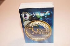 """THE GOLDEN COMPASS Complete Movie Card Set (2007) Based on """"NORTHERN LIGHTS"""""""