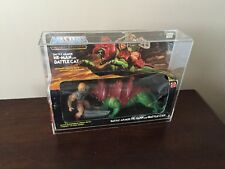 MOTU He Man Battle Armor He-Man And Battle Cat box Gift Set In brand New Case