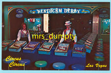 NV Las Vegas ~ CIRCUS CIRCUS Casino ~ Arcade Game ~ KENTUCKY DERBY Pinball PC