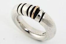 Authentic Georg Jensen Sterling Silver 925 Ring #307 Size 5.5