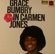 """GRACE BUMBRY IN CARMEN JONES WEBB BABB WELCH BAPTISTE KENNETH ALWYN 12"""" LP h649"""