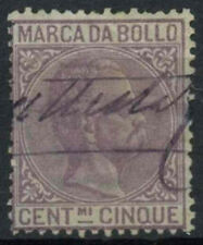 Italy 5c Revenue Marca Da Bollo Used #D9309