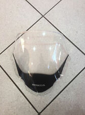 XL650V TRANSALP GENUINE WINDSCREEN 64250-MCB-850ZA  64250-MCB-610ZA  2000 - 2007