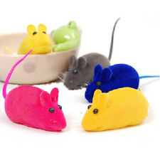 Hot Little Mouse Squeak Noise Sound Rat Playing Toys For Cat Kitten Pet Play