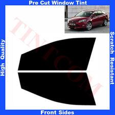 Pellicola Oscurante Vetri Auto Anteriori per Ford Focus SW 2011-... da 5% a 70%