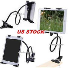 Gooseneck 360 Lazy Bed Desk Stand Holder Mount For iPad 2 3 4 Air Mini Tablet PC