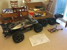 Traxxas E Revo Mamba Brushless with Lipos Lots  of  Extras