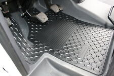 original Mercedes Benz Foot Rubber mat Vito Viano 639 2 pieces new to MOPF