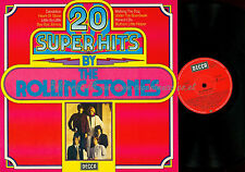 LP--20 SUPERHITS BY THE ROLLING STONES // 623502AP / NM