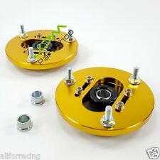 Suspension coilover BMW E36 318 320 323 325 328 M3 i Front Camber Plate Plates 2