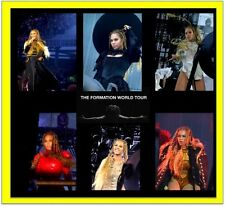 BEYONCE FORMATION TOUR 1800 PHOTOS CD CONCERT LIVE UK RARE 2016 MANCHESTER