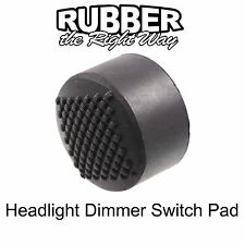1949 1950 1951 1952 1953 1954 1955 1956 Ford Truck Headlight Dimmer Switch Cover