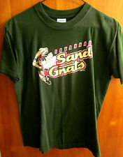 SAVANNAH SAND GNATS logo Georgia T shirt youth XL baseball beat-up size 18-20